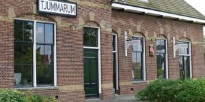 Voormalig station Tzummarum